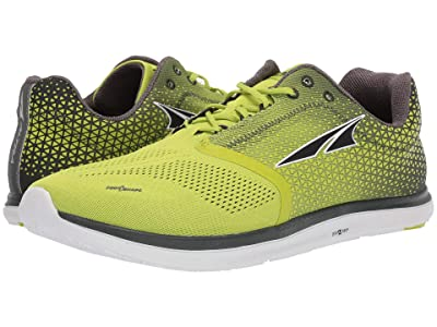 Altra Footwear Solstice (Lime) Men