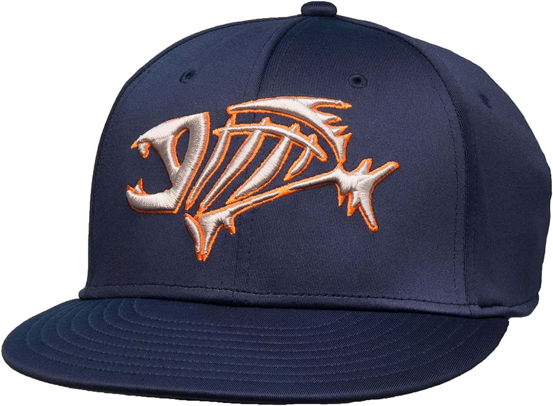 NEW! G Loomis USA Flat Bill Stretch Fit Fishing Hat Cap USA Patriot Color