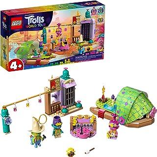 LEGO Trolls World Tour Lonesome Flats Raft Adventure 41253 Kids Building Kit , Great Trolls Gift for Creative Kids, New 20...