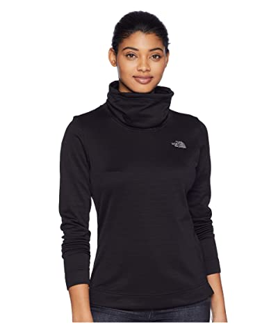 The North Face Novelty Glacier Pullover (TNF Black Stria) Women