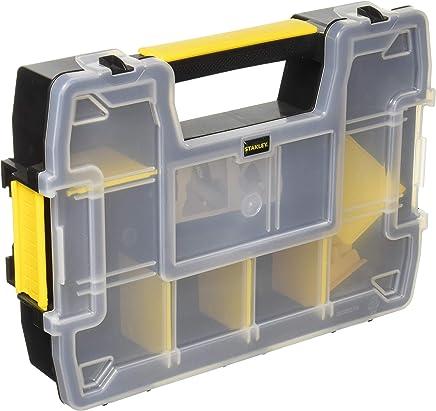 Stanley STST14021, Organizador Sortmaster Light, Amarelo/Preto