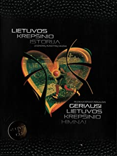 Lietuvos Krepšinio Istorija / History of Lithuanian Basketball (English, Russian sbutitles) Documentary Collector edition 3 disc