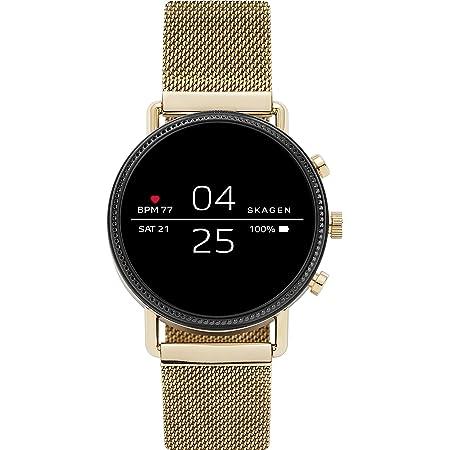 [スカーゲン] 腕時計 タッチスクリーンスマートウォッチ SKT5111J 正規輸入品 ゴールド
