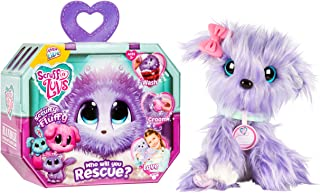 Little Live Scruff-A-Luvs Plush Mystery Rescue Pet - Purple