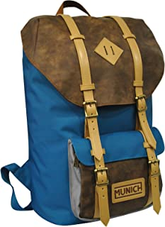 Hipster Mochila Tipo Casual, 45 cm, 19 litros, Azul