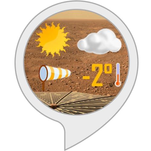 Mars Wetter: InSight bringt den Mars-Wetterbericht