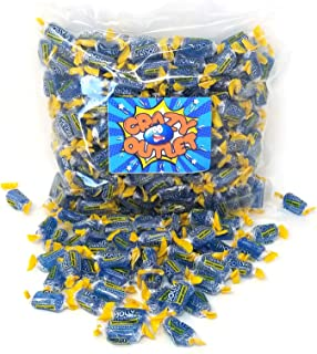 CrazyOutlet Pack - Jolly Rancher Blue Raspberry Hard Candy, Fat Free, 32 Ounces Bag