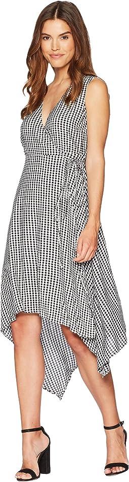 Bardot - Asymmetrical Wrap Dress