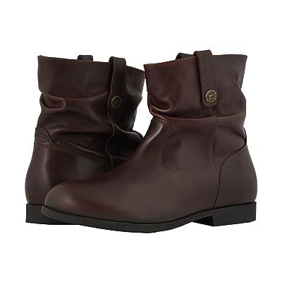 Birkenstock Sarnia (Espresso Leather) Women