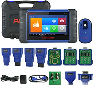 Autel MaxiIM IM508 Automotive Scan Tool with XP200 Key Programmer, Car Diagnostic Scanner with OE-Level All System Diagnosis Oil Reset, EPB, SAS, TPMS, BMS, DPF Services