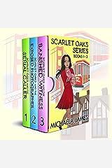 Scarlet Oaks Series: Books 1-3: A San Francisco Edgy Cozy Bundle Audible Audiobook