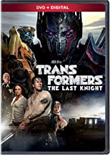 transformers the last knight dvd