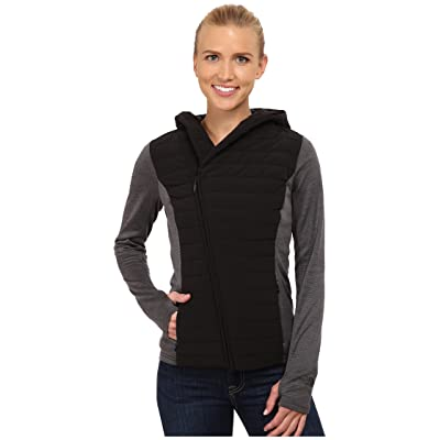 The North Face Vida Full Zip Hoodie (TNF Black (Prior Season)) Women