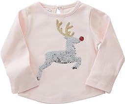 Mud Pie - Reindeer Dazzle Tunic (Infant/Toddler)