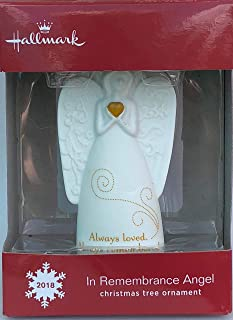 Hallmark 2018 in Remembrance Angel Christmas Tree Ornament