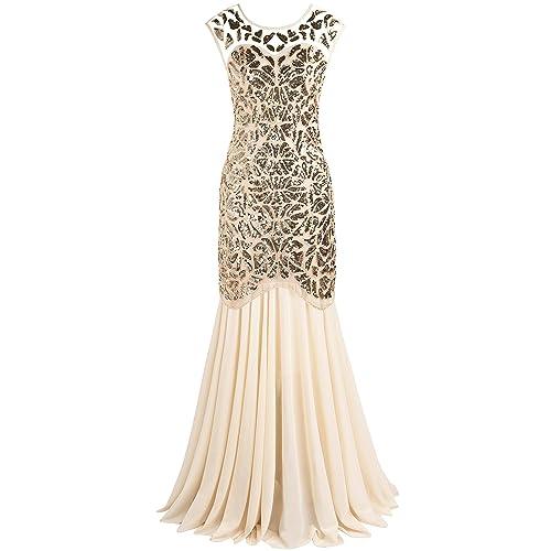 Hochzeitskleider Abendkleider: Amazon.de