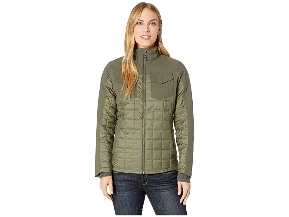 Outdoor Research Prologue Refuge Jacket (Basil/Juniper) Women