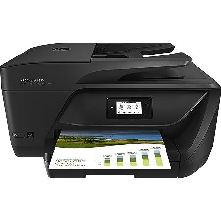 HP OfficeJet 6950 A Jet d'encre Thermique A4 600 x 1200 DPI 16 ppm WiFi