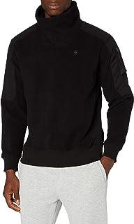G-STAR RAW Men's Tech Fleece Funnel Zip Sweater