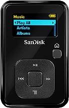 SanDisk Sansa Clip+ 8 GB MP3 Player (Black) (Discontinued by Manufacturer)