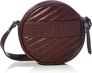 Esprit 100EA1O309, Bandolera para Mujer, 600/burdeos, Einheitsgröße