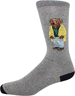 Blazer Polo Bear Fashion Sock (88975)
