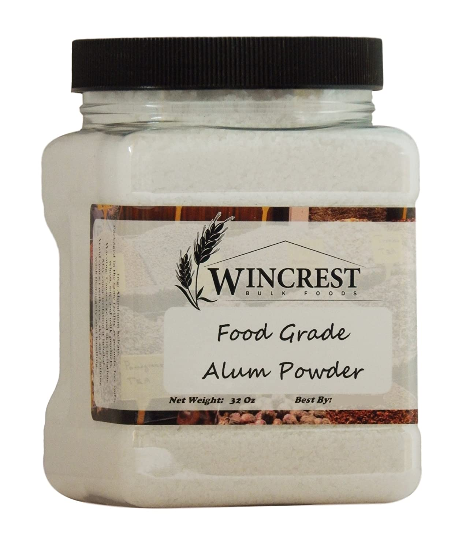 Alum Powder - Food Lb 2 Container Finally Sale special price popular brand Grade