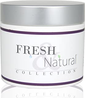 Fresh & Natural Skin Care Shea and Cocoa Body Butter, Brown Sugar/Fig, 4 Ounce