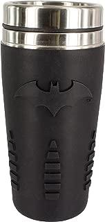 Paladone Batman 15oz Travel Mug – The Dark Night Commuter Coffee Cup