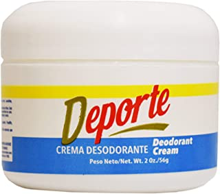 DEPORTE Cream Deodorant [59.1ml, ALL SEALED] by Roldan by Roldan