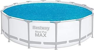 Bestway 14' Steel Pro Frame Solar Cover - Camiseta de Golf para Hombre