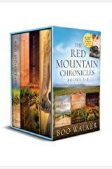 The Red Mountain Chronicles Box Set: Books 1-3 + Prequel Kindle Edition