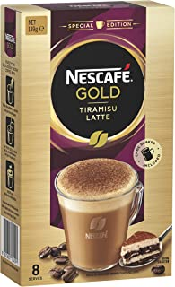 NESCAFÉ NESCAFE Gold Tiramisu Coffee 8 Pack, 139 g