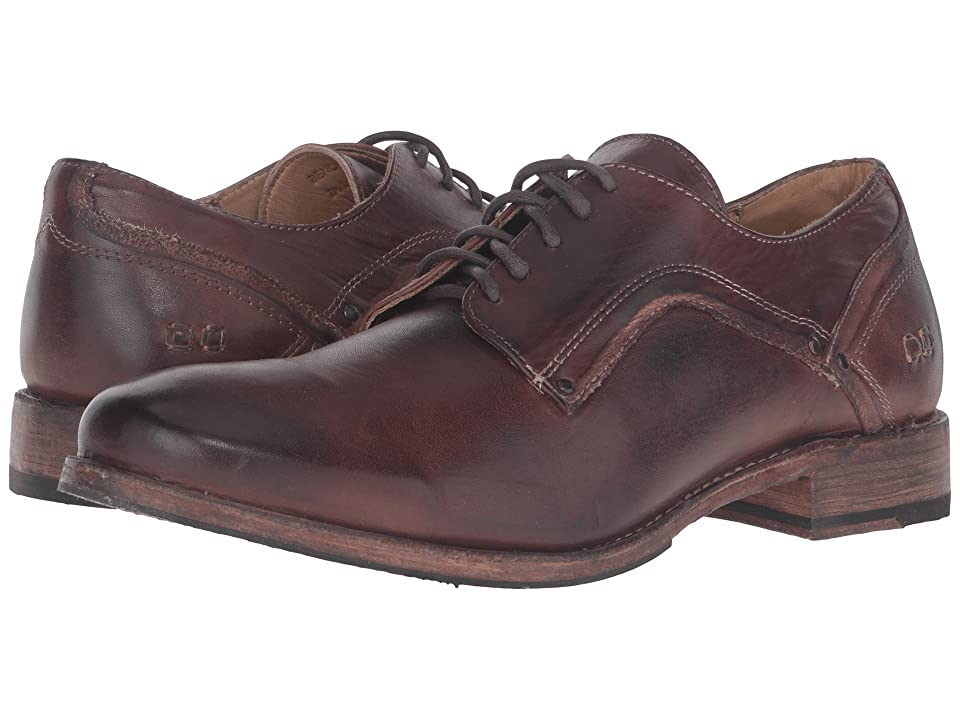 Bed Stu Larino (Teak Rustic Leather) Men