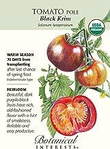 Black Krim Tomato Seeds - .15 grams - Organic