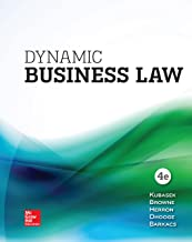 Best dynamic business law the essentials ebook Reviews