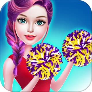 Cheerleaders Dance Competition - Cheerleading training with Music, Dance moves, Diet and Fitness tips!