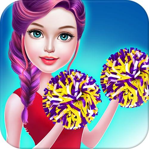 Cheerleader Musik Tanzen Wettbewerb - Sei teil der Cheerleader tanz kader wettbewerb & unterstützung Lieblings-Team!