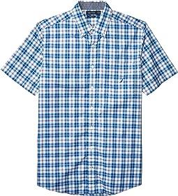 Big & Tall Classic Fit Plaid Shirt
