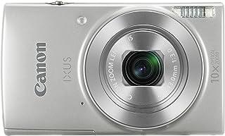 كاميرا كانون IXUS 190 ديجيتال بوينت اند شوت، لون فضي