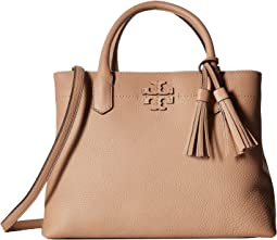 Tory Burch - McGraw Triple-Compartment Satchel