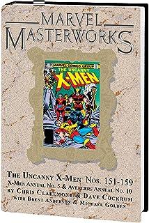 MARVEL MASTERWORKS UNCANNY X-MEN HC VOL 07 DM VAR ED 151 (MARVEL MASTERWORKS UNCANNY X-MEN, VOL 07 DM VAR ED 151) by Chris...
