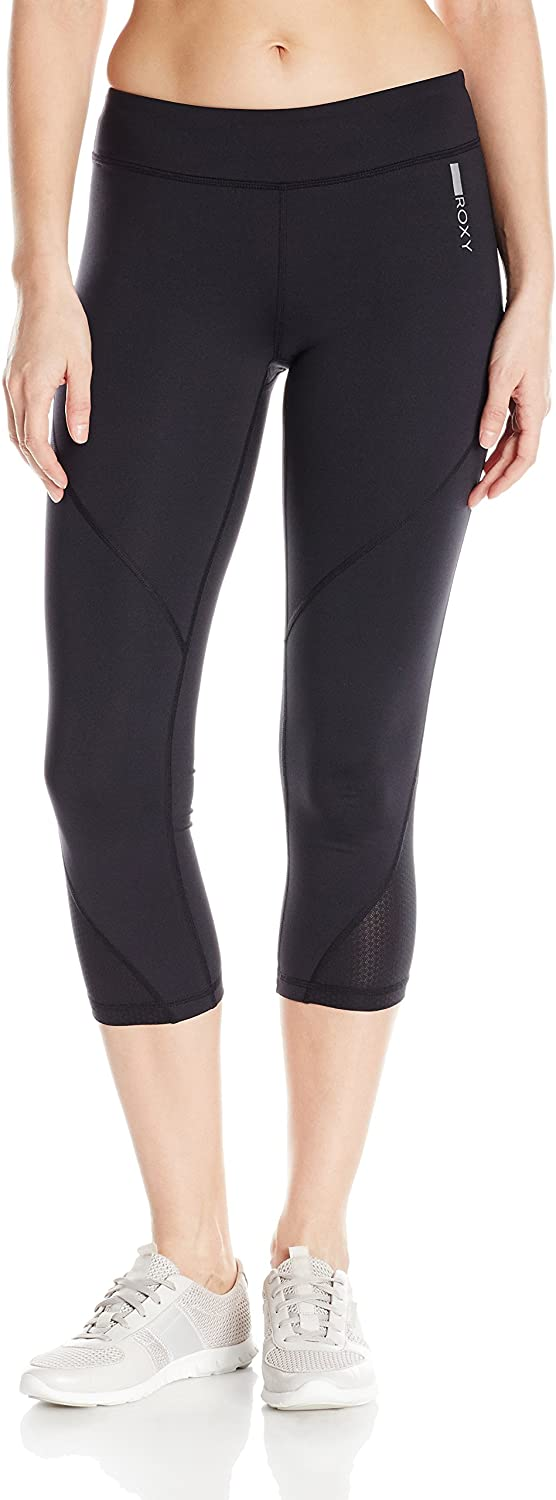 Roxy Womens Imanee Capri Workout Pant Pants