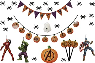 Best superhero halloween party decorations Reviews