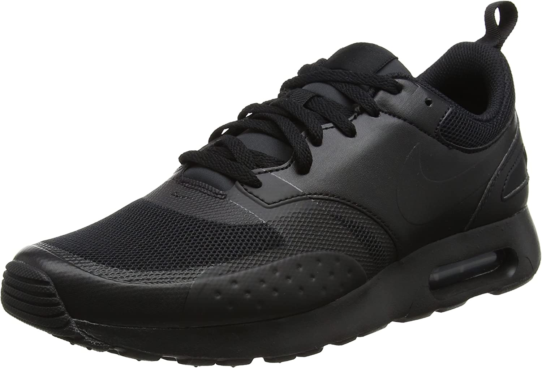 Amazon.com | Nike Men's Air Max Vision (9.5) Black/Black/Black ...