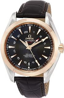[オメガ] 腕時計 シーマスターアクアテラ グレー文字盤 231.23.43.22.06.001 メンズ 並行輸入品 ブラウン