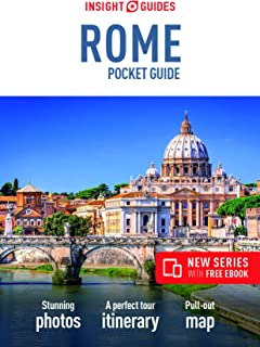 Insight Guides Pocket Rome (Travel Guide with Free eBook)