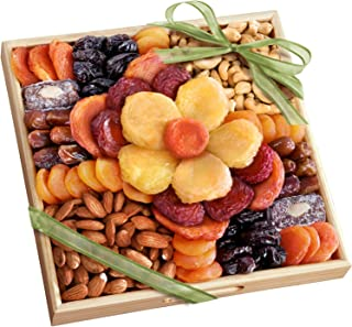 Flora Dried Fruit and Nut Gift Tray