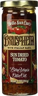 bella bruschetta sun dried tomato