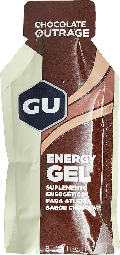 Gu Energy Gel Caixa (24 Unidades) - Sabor Chocolate Belga, Gu Energy |  Amazon.com.br
